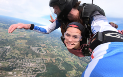 Skydiving: The Ultimate Christmas Present
